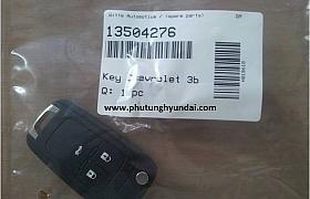 13504276_Chìa khóa khiển Daewoo Lacetti nhập