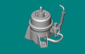 219102B500_Chân máy thủy lực Veracrus