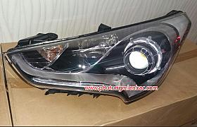 921012V140_Đèn pha trái Hyundai Veloster