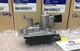 Van điện mở turbo Hyundai Solati